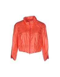 22 Maggio Coats And Jackets Jackets Women Coral