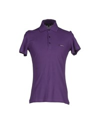 Cnc Costume National C'n'c' Costume National Topwear Polo Shirts Men Purple