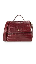 Elizabeth And James Eloise Mini Satchel Oxblood