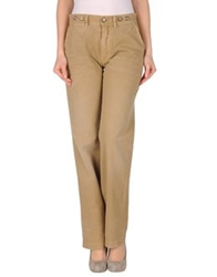 Semi Couture Casual Pants Sand
