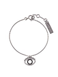 Kenzo Mini 'Eye' Bracelet Metallic