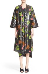 Women's Isa Arfen Coated Linen Robe Coat
