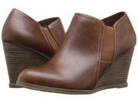 Dr. Scholl's Primo Whiskey Women's Shoes Brown