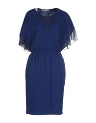 Massimo Rebecchi Dresses Short Dresses Women Blue