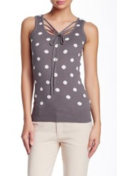 Yoana Baraschi Tennis Dot Retro Tank Multi