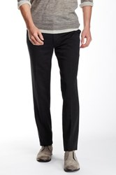 John Varvatos Straight Leg Pant Black