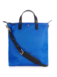 Mismo Leather Strap Shopper Bag