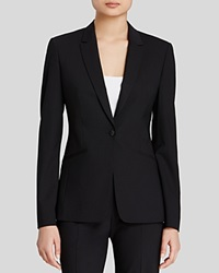 Hugo Boss Boss Black Jabina Stretch Wool Blazer