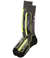 Spyder Sport Merino Sock Weld Acid White Women's Knee High Socks Shoes Olive