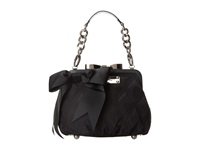 My Flat In London Mini Madison Frame Bag Black Handbags