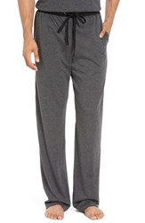 Daniel Buchler Men's Stripe Pima Cotton And Modal Lounge Pants