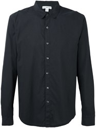 James Perse Classic Shirt Black