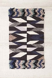 New Friends For Uo Facets Woven Rug Urban Outfitters
