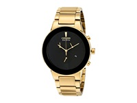 Citizen At2242 55E Eco Drive Axiom Gold Tone Stainless Steel Dress Watches