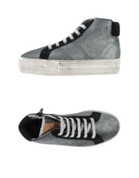 No Name High Tops And Trainers Grey
