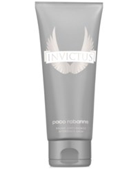 Paco Rabanne Invictus Aftershave Balm 3.4 Oz