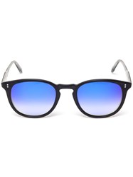 Garrett Leight 'Kinney' Sunglasses Black