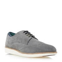 Ted Baker Lace Up Casual Brogues Grey
