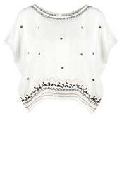 Superdry Neonomad Blouse Off White Off White