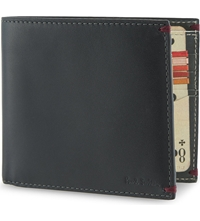 Paul Smith Playing Cards Billfold Wallet White