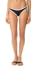 L Space Domino Cosmo Bottoms Black