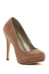 Michael Antonio Love Me Pump Beige