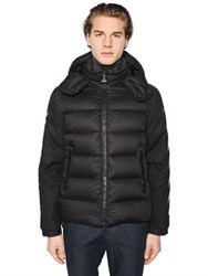 Moncler Off White Enclos Nylon Down Jacket