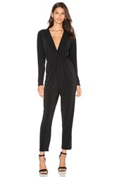 Motel Milan Jumpsuit Black