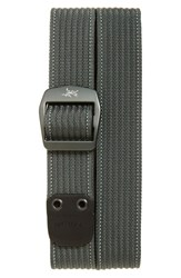 Men's Arc'teryx 'Conveyor' Webbing Belt Nautical Grey