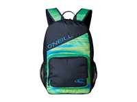 O'neill Glassy Bag Lime Backpack Bags Green
