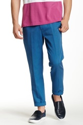 Bonobos Dress Cotton Chino Pant Blue