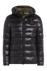 Blauer Quilted Down Jacket Black