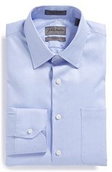 Men's Big And Tall John W. Nordstrom Classic Fit Herringbone Dress Shirt