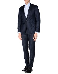 Avelon Suits And Jackets Suits Men Dark Blue
