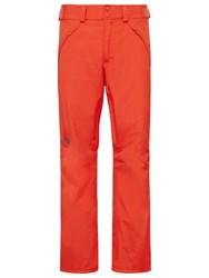 The North Face Presena Insulated Waterproof Men's Ski Trousers Red