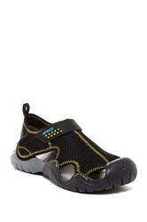 Crocs Swiftwater Sandal Mens Black