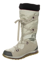 Jack Wolfskin Snowmania Winter Boots White Sand Off White