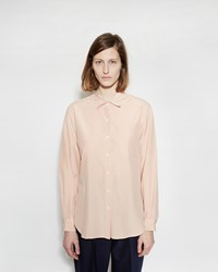 Margaret Howell Plain Shirt Pink