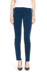 Kut From The Kloth Women's 'Diana' Stretch Corduroy Skinny Pants Poseidon