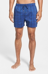 Hugo Boss 'Catshark' Swim Shorts Open Blue