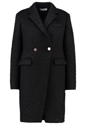 Versace Collection Classic Coat Black