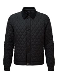 Henri Lloyd Inver Quilted Jacket Jet Black