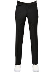 Z Zegna 18Cm Natural Comfort Tropical Wool Pants