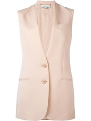 Stella Mccartney 'Ernest' Blazer Pink And Purple