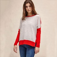Charli Red Cressida Jumper