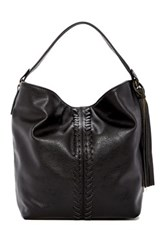 Carlos By Carlos Santana Sadie Bucket Bag Black