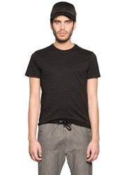 Diesel Essential Cotton Jersey T Shirt