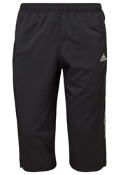 Adidas Performance Cool365 3 4 Sports Trousers Black