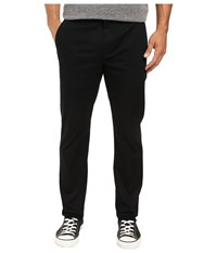 Hurley One Only Chino Pants Black Men's Casual Pants