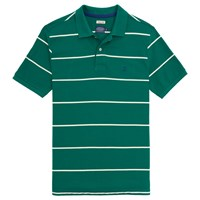 Joules Filbery Striped Polo Shirt College Green
